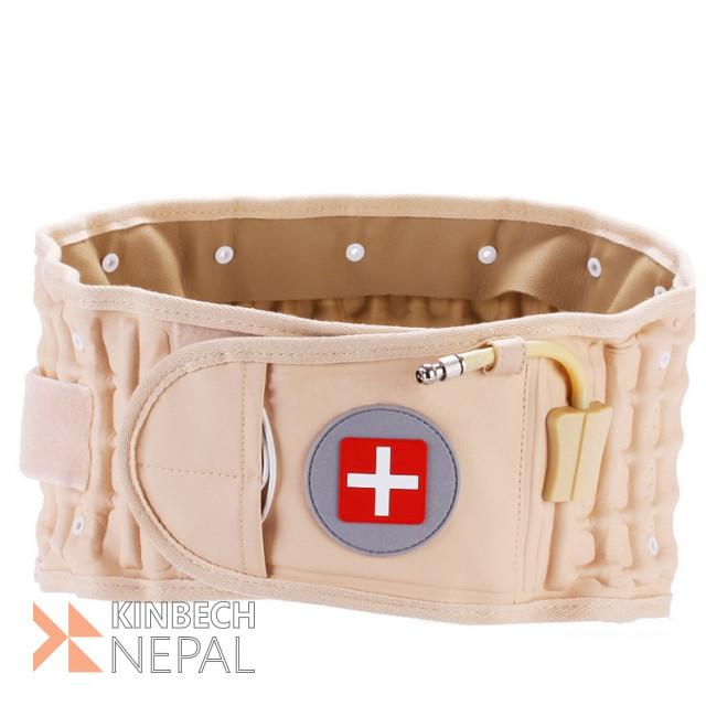 Lumbar Traction Belt | www.kinbechnepal.com
