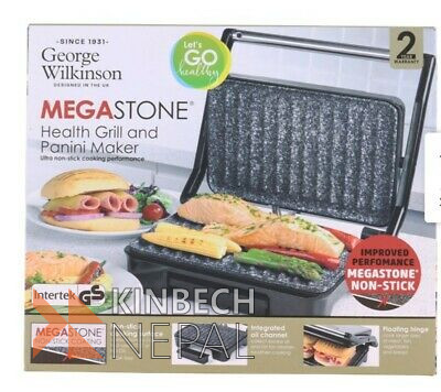 George Wilkinson Grill and Panini maker | www.kinbechnepal.com