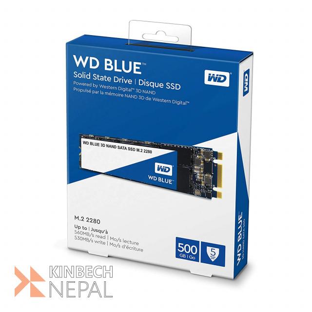 WD Green 500GB M.2 2280 Solid State Drive | www.kinbechnepal.com