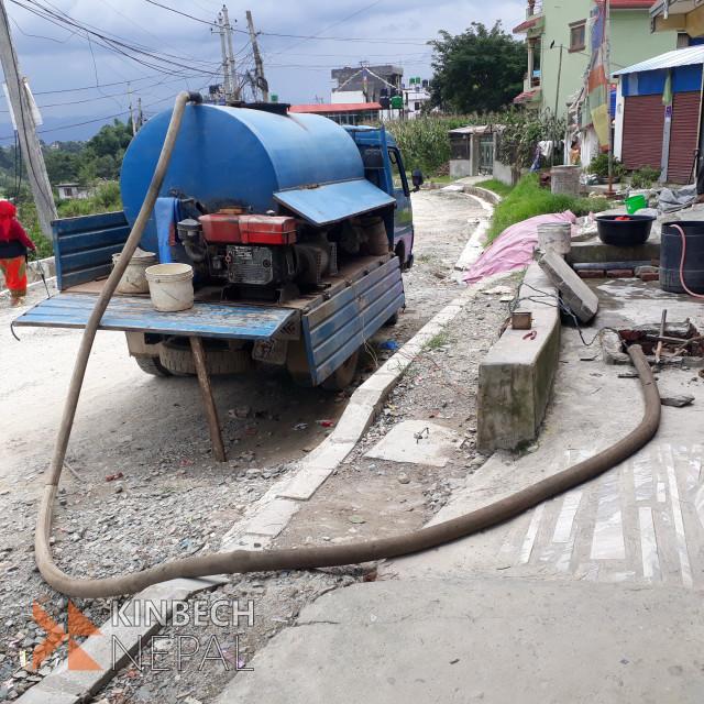 Drain and Septic Tank Cleaning Service in Kathmandu Nepal | www.kinbechnepal.com