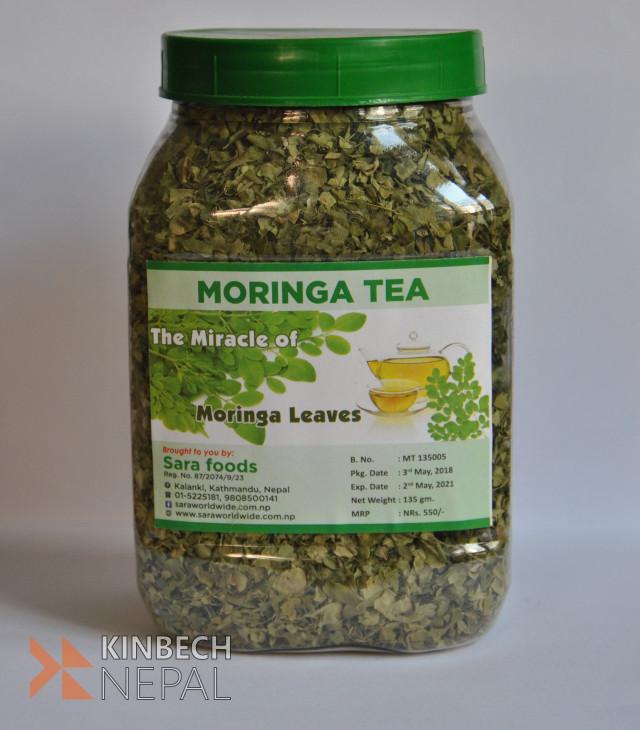 Moringa Tea | www.kinbechnepal.com