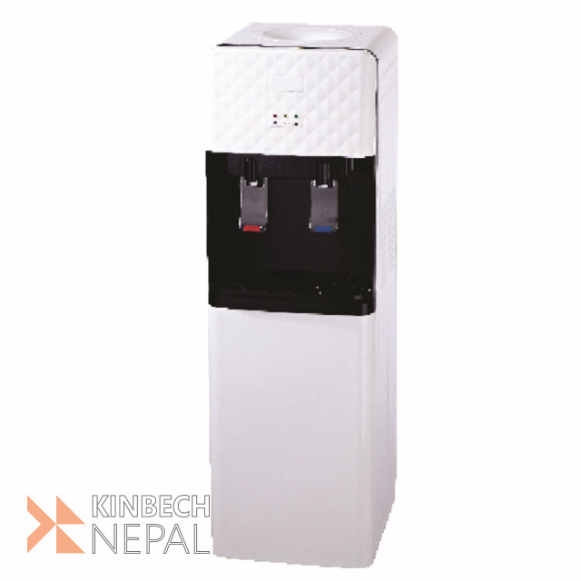 Hot & Normal water Dispenser | www.kinbechnepal.com