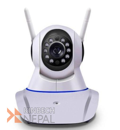 WIFI 2 MEGAPIXEL Home Surveillance Cameras System Two Way Audio 355 degree HD 1080P Wireless Cheap IP Camera Wifi Camera | www.kinbechnepal.com