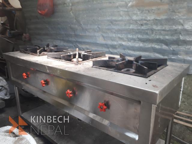 Kitchen Equipment For Cafe on Sale | www.kinbechnepal.com