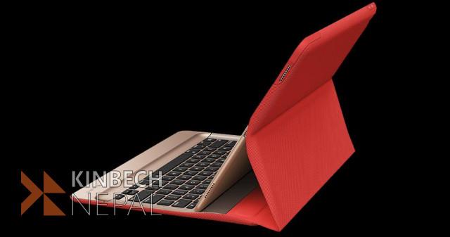 Logitech Backlit Keyboard Case For iPad 12.9   www.kinbechnepal.com