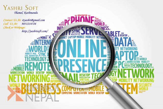 For Improving Online Presence   www.kinbechnepal.com