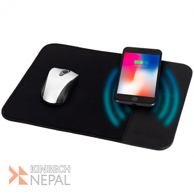 Re-load mousepad with wireless charging | www.kinbechnepal.com