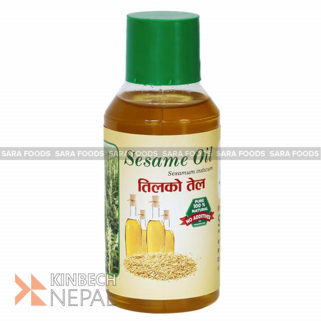 Sesame Oil | www.kinbechnepal.com