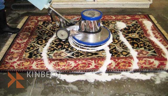 Galaicha (Rug) Cleaning Service in Kathmandu, Bhaktapur & Lalitpur. | www.kinbechnepal.com