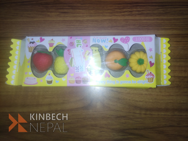 Erasers   www.kinbechnepal.com