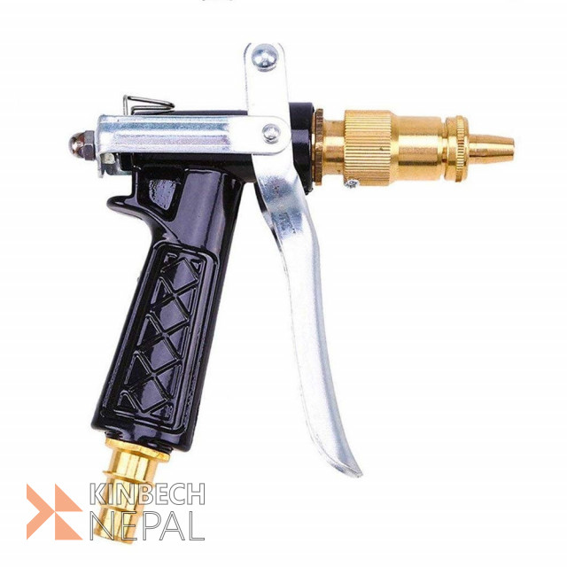 Multipurpose Brass Water Spray Nozzle | www.kinbechnepal.com