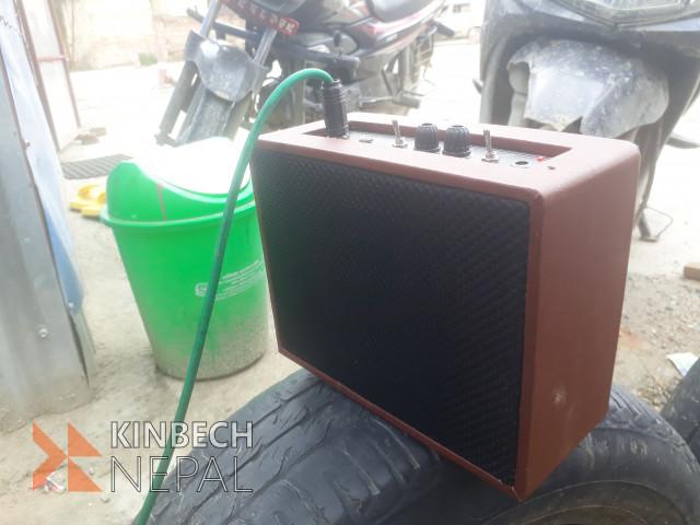 Mini Guitar Amp For Sale (Nepali Product) | www.kinbechnepal.com