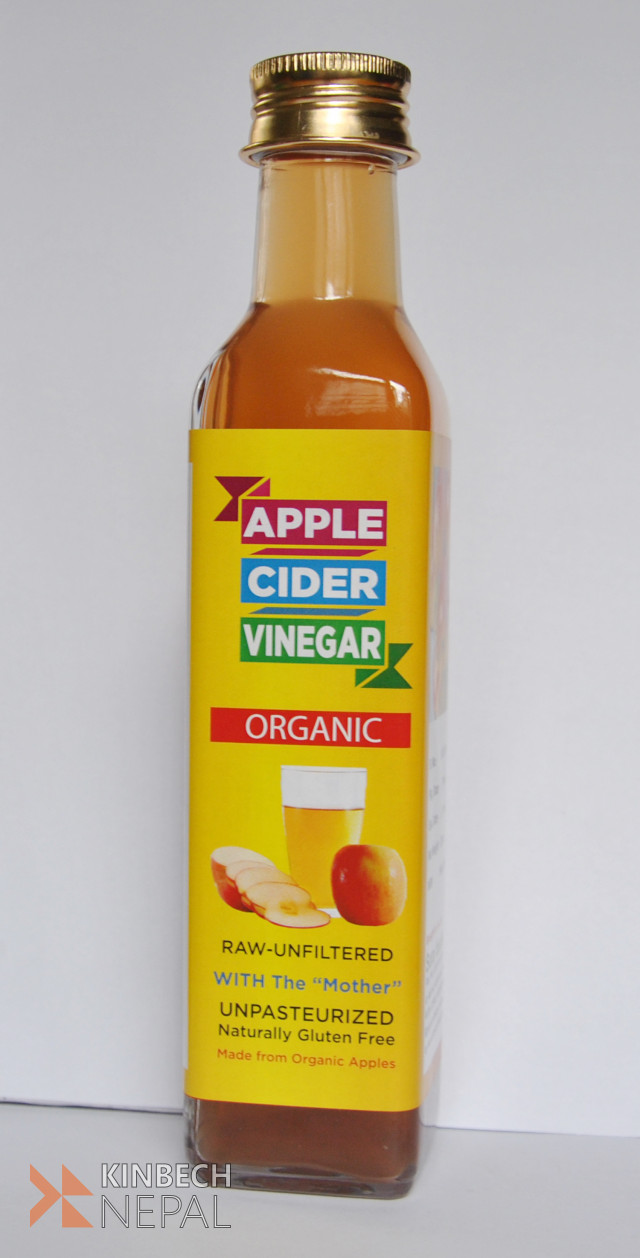 APPLE CIDER VINEGAR | www.kinbechnepal.com