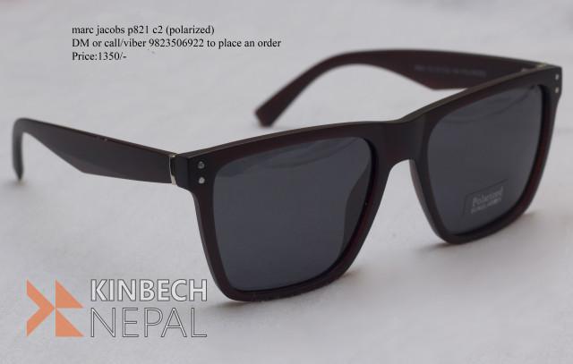 MARC JACOBS p821-c2 Polarized Sunglasses | www.kinbechnepal.com