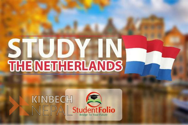 Study in The Netherlands | www.kinbechnepal.com