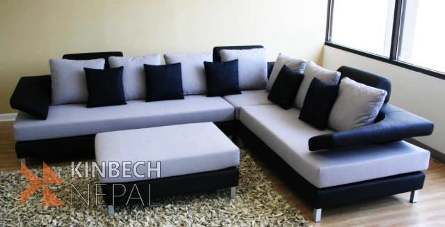 Corner Sofa | www.kinbechnepal.com