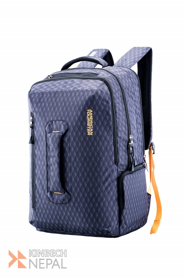 Laptop bag American Tourister ACRO +02 Black | www.kinbechnepal.com