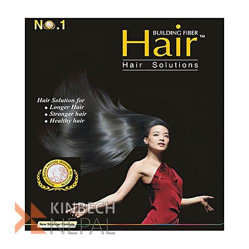 Hair Building Fiber | www.kinbechnepal.com