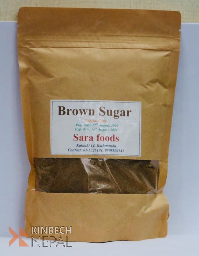 Brown sugar | www.kinbechnepal.com