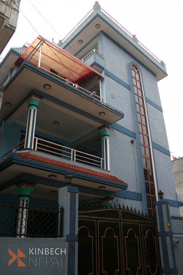 House Sale in Kapan | www.kinbechnepal.com