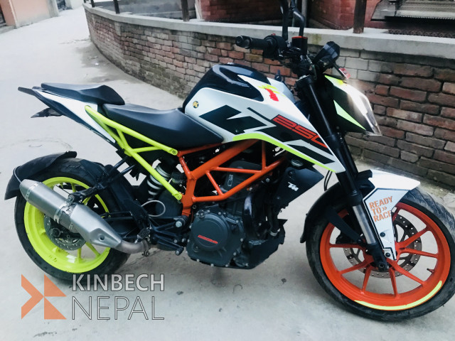 Duke 250 For Sale | www.kinbechnepal.com
