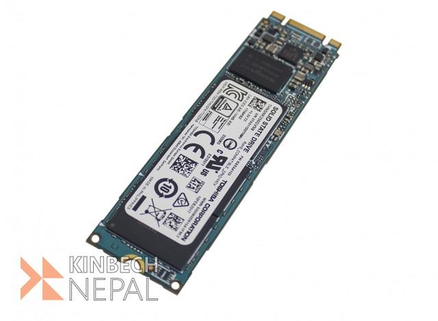 Toshiba SG5 256 GB Serial ATA III M.2 | www.kinbechnepal.com