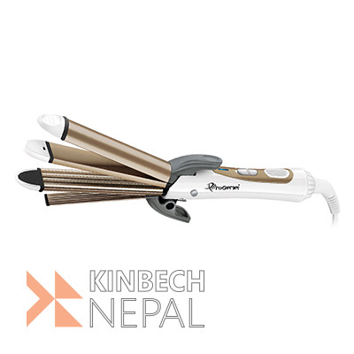 Hair Straightning and Curling Iron | www.kinbechnepal.com