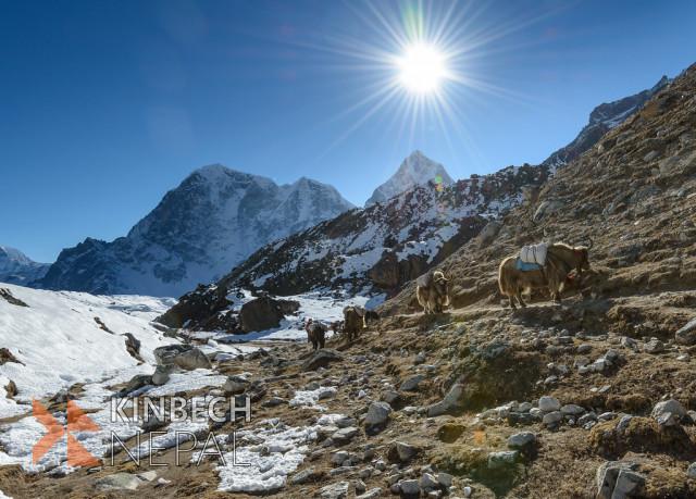 Everest Base Camp Trek | www.kinbechnepal.com