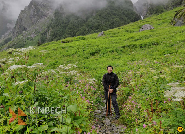 How to Trek Solo in Nepal? | www.kinbechnepal.com