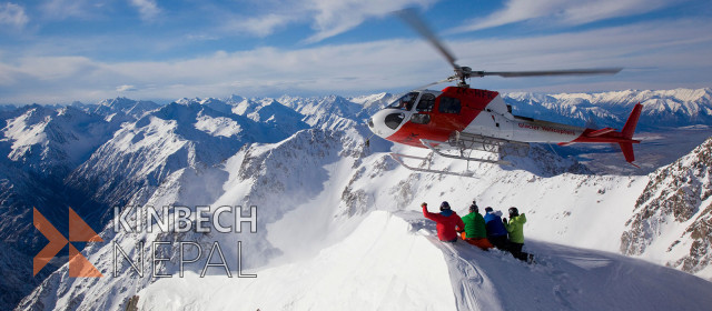 Everest BaseCamp Heli Tour- 12 Days | www.kinbechnepal.com