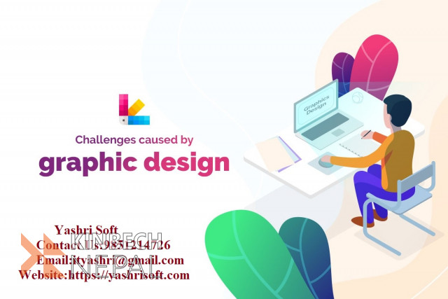 Top Graphics Design Trends in Kathmandu | www.kinbechnepal.com