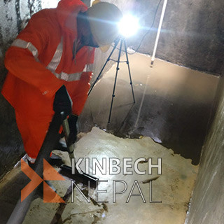 Professional Water Tank Cleaning Service in Nepal   www.kinbechnepal.com