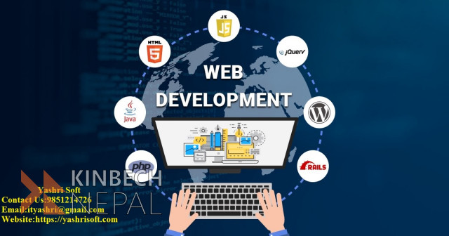 Web Application Development in Kathmandu | www.kinbechnepal.com
