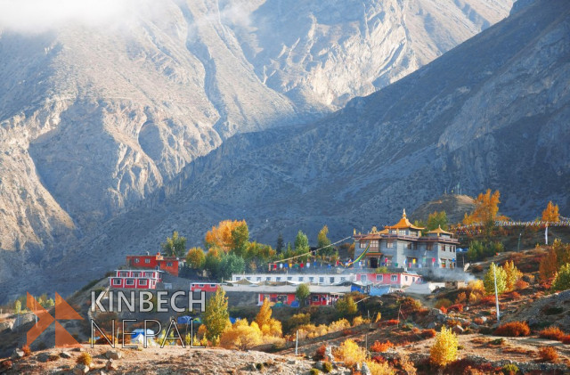 Lower Mustang Trek In Nepal | www.kinbechnepal.com