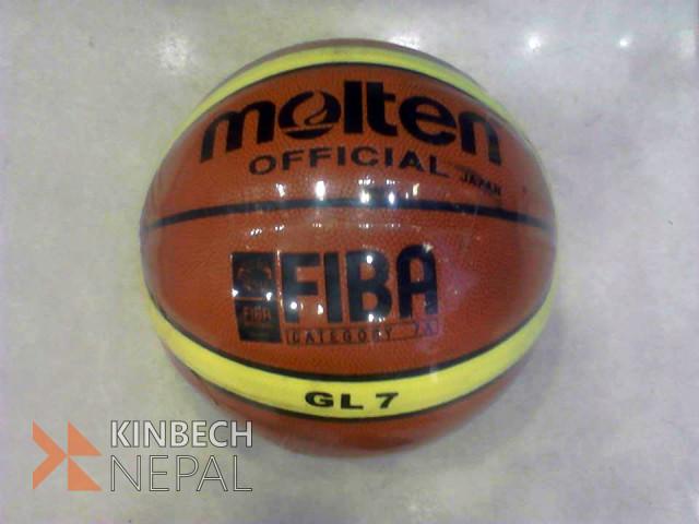 Basketball (molten) | www.kinbechnepal.com