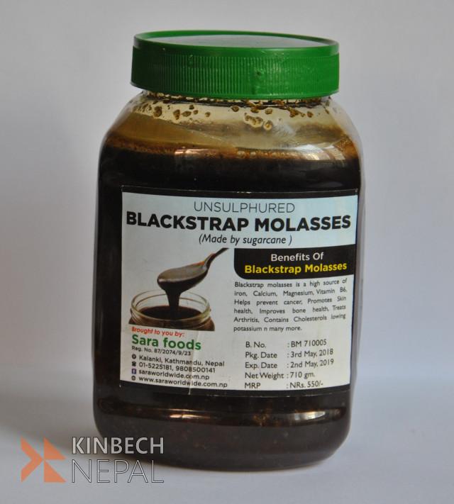 BLACKSTRAP MOLASSES | www.kinbechnepal.com