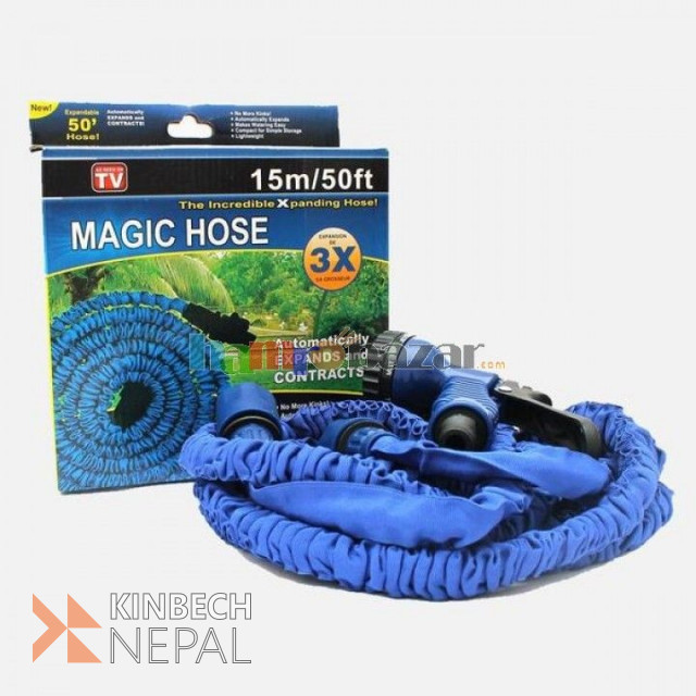 Magic Hose Pipe 50 Ft And 75 Ft | www.kinbechnepal.com