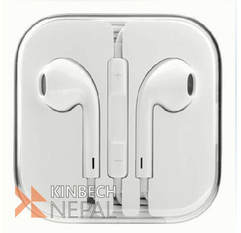 iPhone Earphones | www.kinbechnepal.com