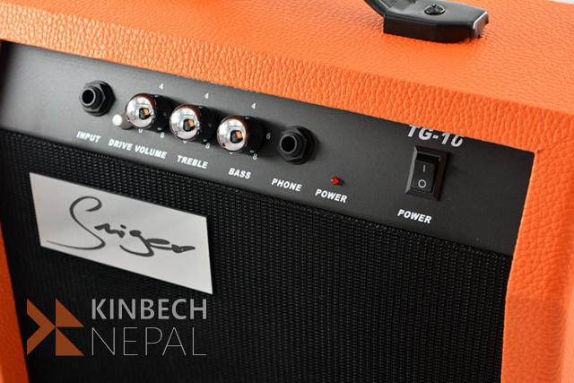 Guitar Amplifier Tg-10 | www.kinbechnepal.com
