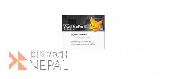 Visual Fox Pro. Version 9. Software On Sale. | www.kinbechnepal.com