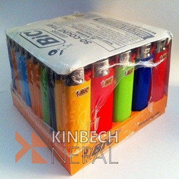 Bic Lighter J23,J25 & J26   www.kinbechnepal.com