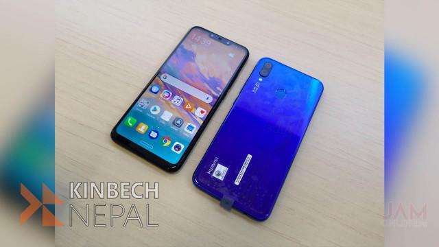 Huawei Nova 3i | www.kinbechnepal.com