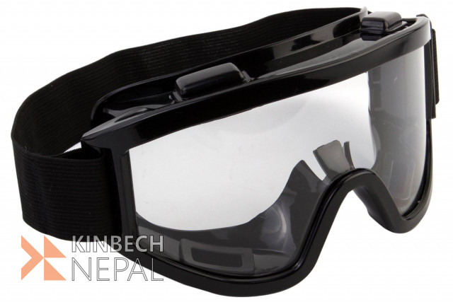 Helmet Goggles Riding / Working Safety clear | www.kinbechnepal.com