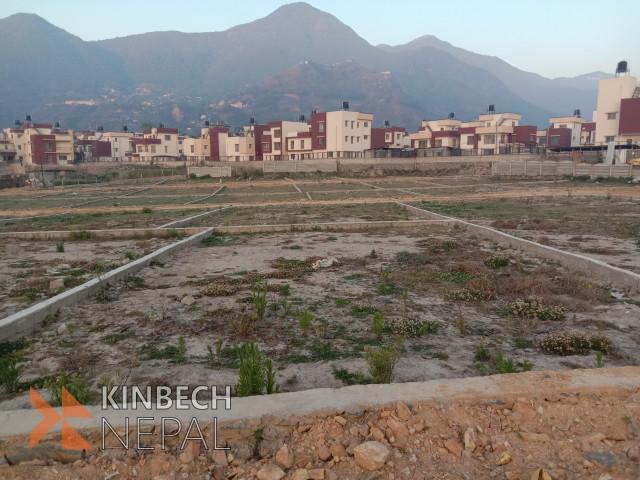 4 anna plotted land on sale at Chobar | www.kinbechnepal.com