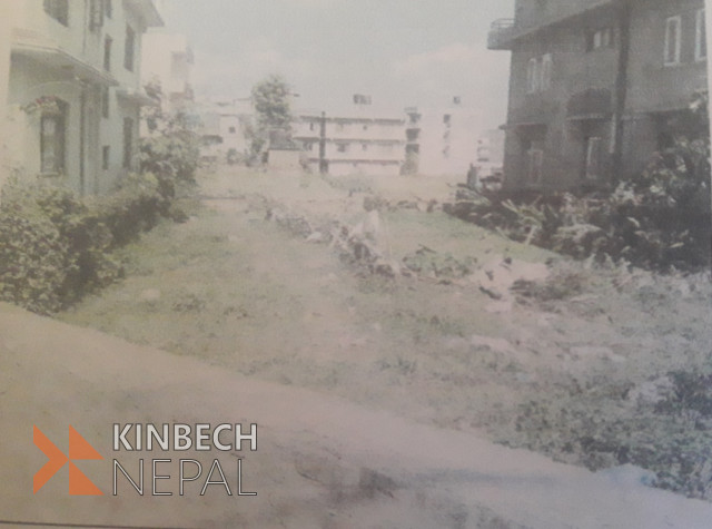 Imadol Land For Sale (Near Main Road) | www.kinbechnepal.com