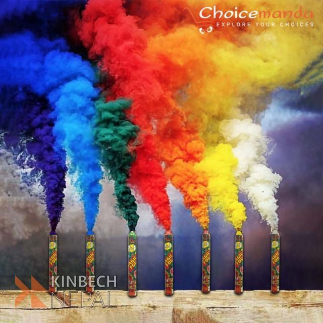 Smoke color fog color | www.kinbechnepal.com