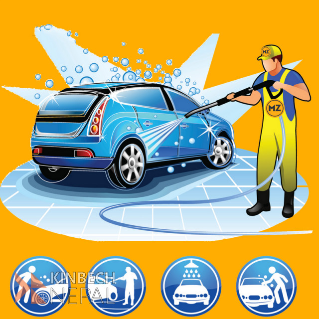 Car Cleaning Interior and Exterior Service in Kathmandu, Bhaktapur & Lalitpur. | www.kinbechnepal.com