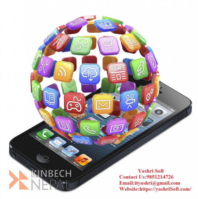 Importance of Mobile Applications in the Modern Business Environment in Nepal | www.kinbechnepal.com