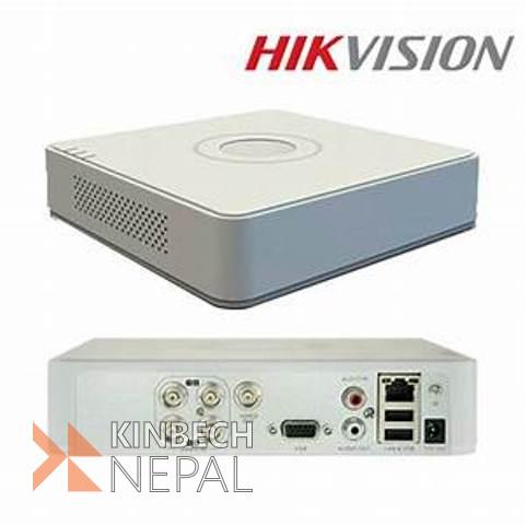 4-CH Turbo HD DVR DS-7104HQHI-K1 | www.kinbechnepal.com