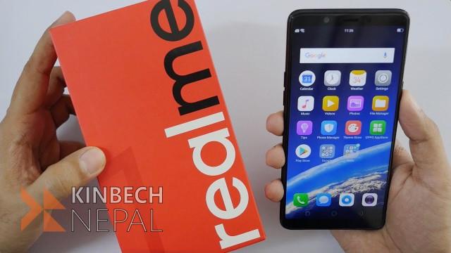 Realme 2 Brand New 3GB/32 with Box N Warrenty   www.kinbechnepal.com